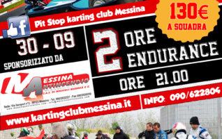 Endurance Cup SWS 30 Settembre 2016