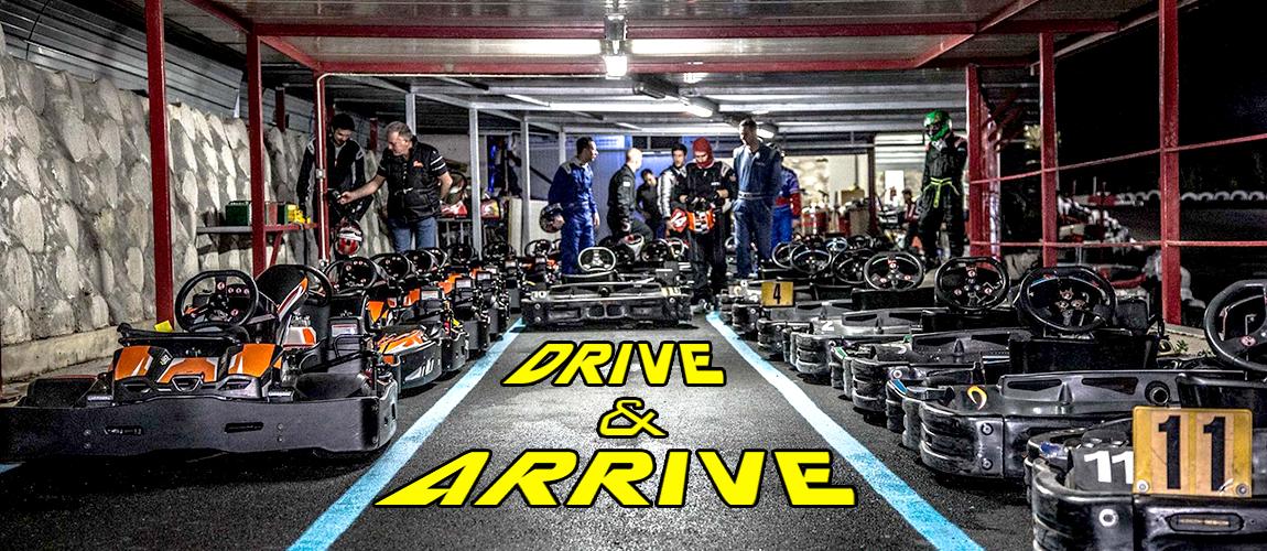 Arrive & Drive