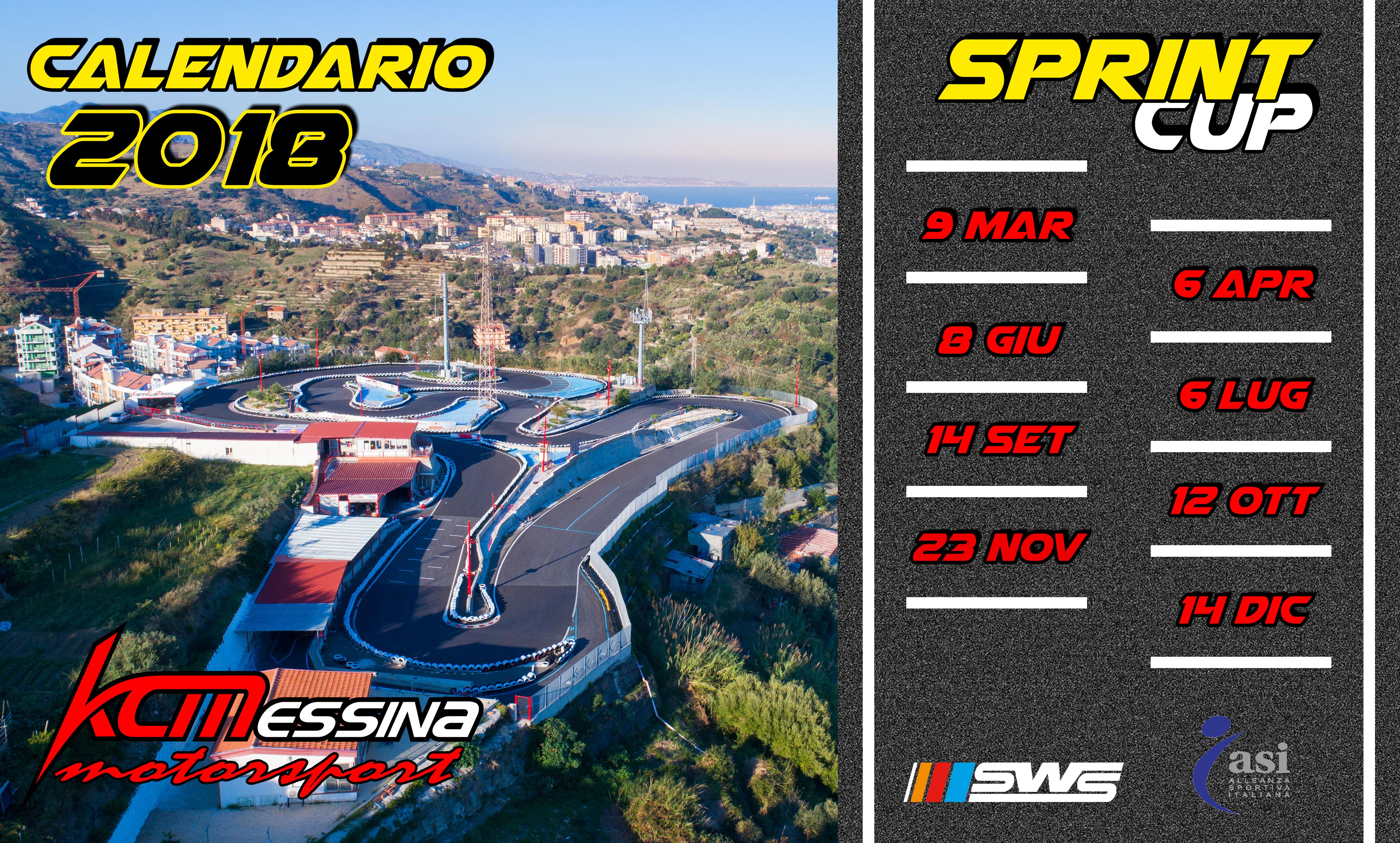 Calendario sprint