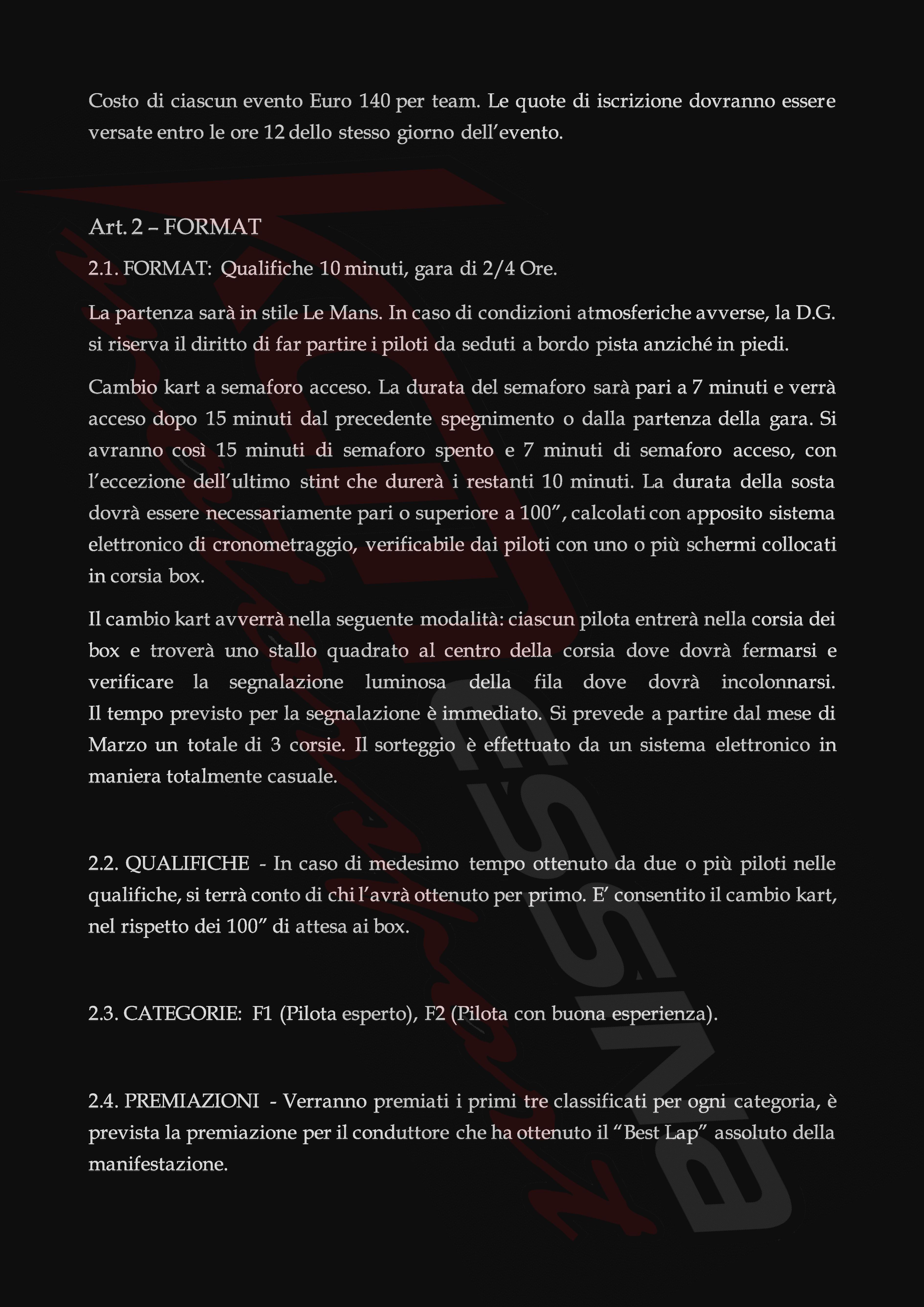 CAMPIONATO ENDURANCE SWS 2018_Pagina_2