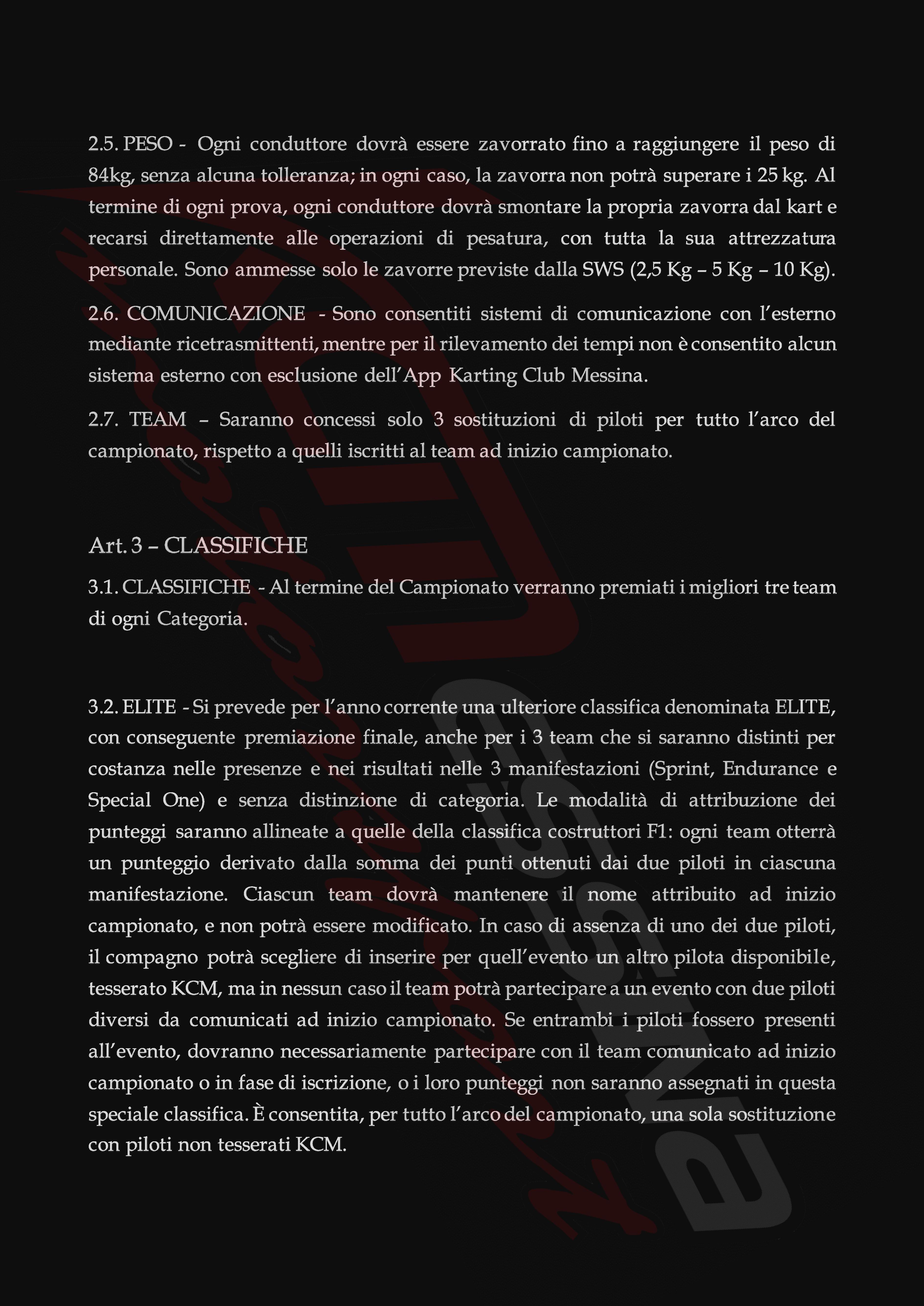 CAMPIONATO ENDURANCE SWS 2018_Pagina_3